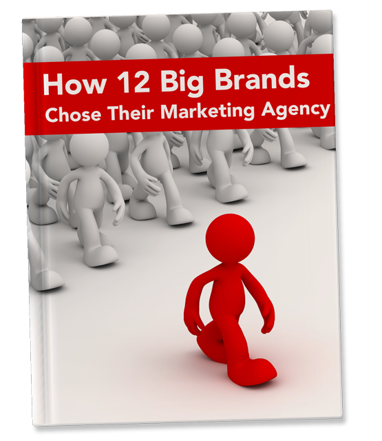 How 12 Big Brands Chose Their Marketing Agency eBook