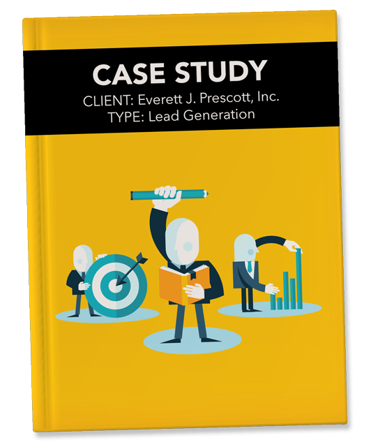 Team EJP Inbound Marketing Lead Generation Case Study