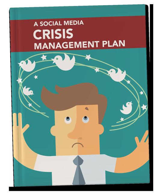social media crisis management plan example
