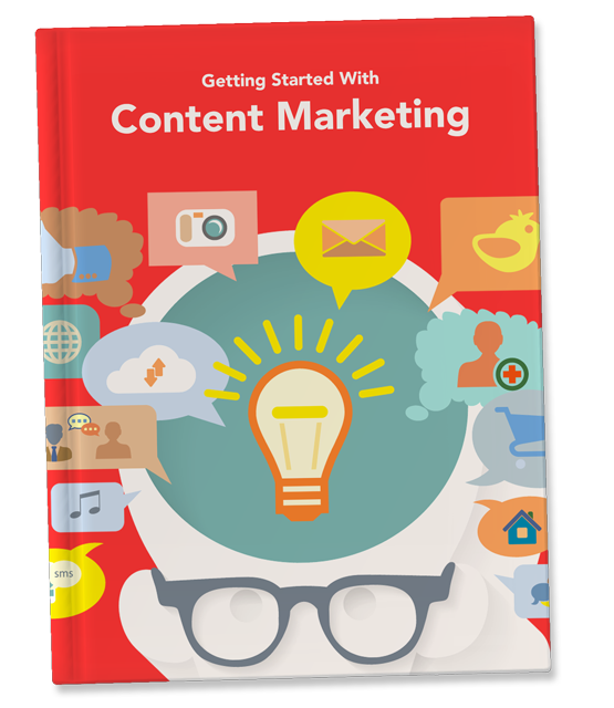 Getting Started With Content Marketing eBook