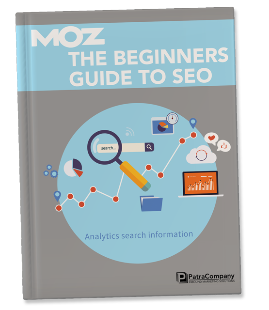 MOZ: A Beginners Guide to SEO Book Cover
