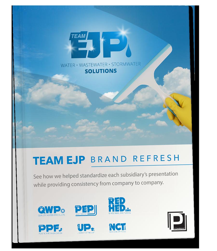 Team EJP PatraCompany Brand Refresh