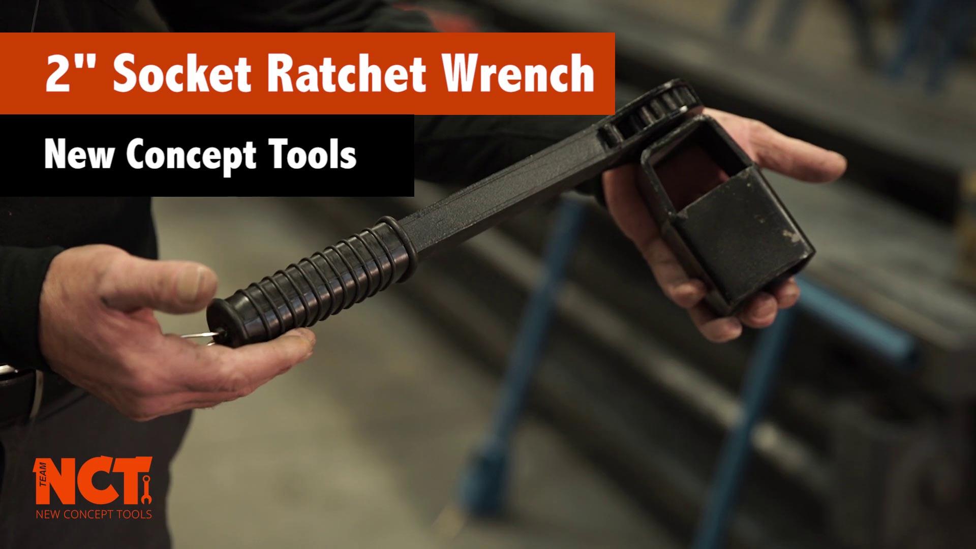 Socket Ratchet Wrench