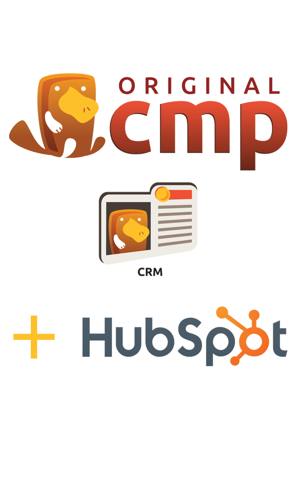 HubSpot CRM and Original CMP Software